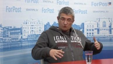 Севастопольская смехопанорама: Процко хотел застрелиться, но передумал и вышел на пикет
