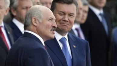 Лукашенко подставил Януковича