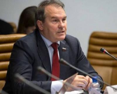 Российский сенатор готов к дуэли с депутатом украинской Рады