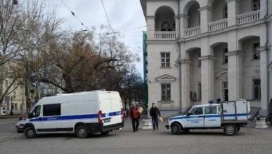 Поступило сообщение о минировании музея в Севастополе