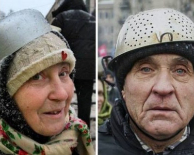 На Украине заявили, что россиян НЕТ