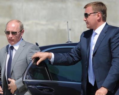 Телохранителям Владимира Путина нельзя потеть и мерзнуть