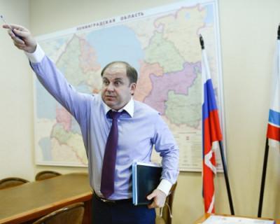 Задержан вице-губернатор Ленинградской области