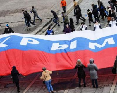Крым был обречён на воссоединение с Россией