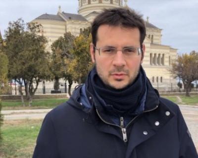 В Севастополь приехал итальянец, который лишил Порошенко звания почетного гражданина Вероны (ВИДЕО)
