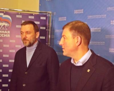 Андрей Турчак уверяет, что на «политической поляне» Севастополя появился «третий игрок»