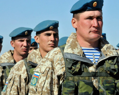 Российские десантники должны были высадиться в пригороде Киева