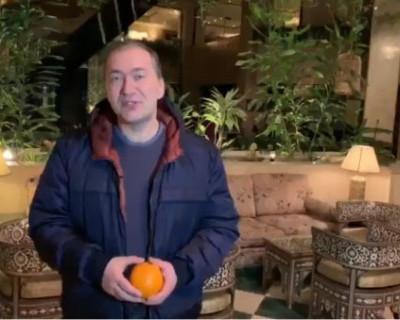 Апельсинов для севастопольцев пока нет, но Белик есть