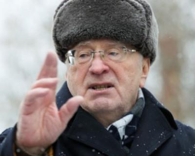 Жириновский приказал депутатам ЛДПР чистить снег! Журавлёву в Севастополе пока повезло