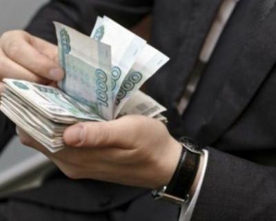 Крымский чиновник получал «двойную» зарплату