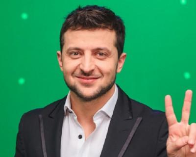 Украинцы хотят Зеленского