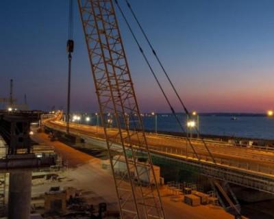 Украинский моряк устроил переполох у Крымского моста