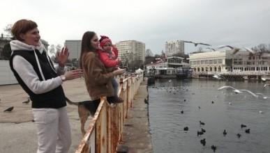 Севастопольцы рассказали, чего им не хватает в городе (ВИДЕО)