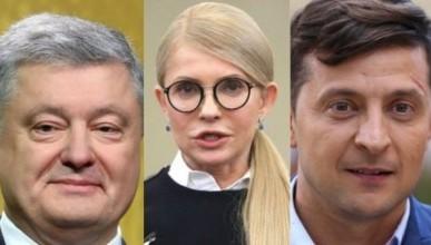Предвыборная кампания на Украине стала рекордной по количеству претендентов на президентское кресло