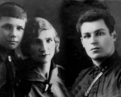 Юные защитники Севастополя
