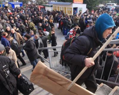 Стало известно, сколько из Украины уехало за пять лет