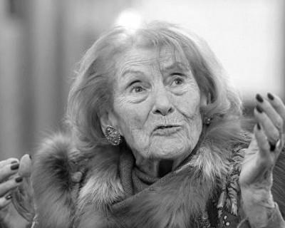 Умерла баронесса, получившая в 100 лет российское гражданство