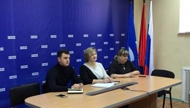 Севастопольские единороссы проверят спортзалы в сельских школах
