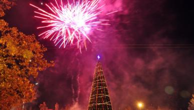 Севастополь на первом месте в России по затяжным новогодним праздникам (ФОТО)