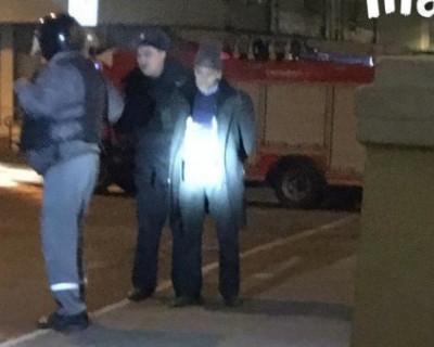 Мужчина, который сегодня грозил взорвать московский храм, требовал разговора с Путиным