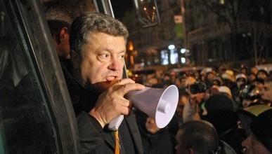 Если после выборов Киев охватят протесты, Порошенко перенесёт столицу Украины