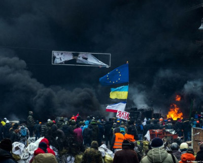 Янукович обвинил Турчинова, Авакова, Парубия в преднамеренной сдаче Крыма