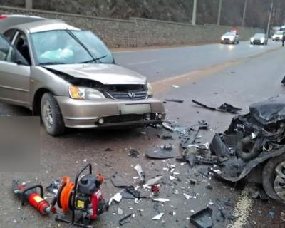 Смертельное ДТП в Крыму: 8 февраля оборвалась жизнь молодого водителя