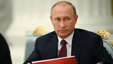 Владимир Путин уволил девять генералов