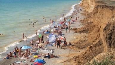 Число туристов, посетивших Крым в этом сезоне, достигло 2,36 млн человек.