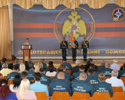 В Крыму появился главный по МЧС