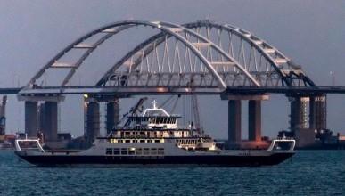 Крымский мост не дает спокойно жить украинским политикам