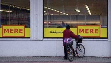 Немцы передрались из-за дешевых продуктов в новом супермаркете из России (ФОТО, ВИДЕО)