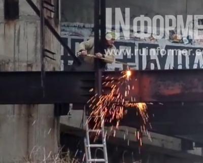 В Севастополе сносят музей (фото, видео)