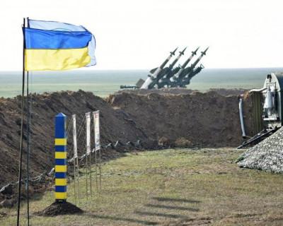 МОЛНИЯ! Украина стягивает на границу с Крымом ракетные комплексы «Бук» и «С-300» для очередной провокации