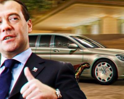 Любимые машины премьера Дмитрия Медведева (ФОТО)