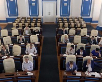 И так сойдет! История о том, как депутаты Заксобрания Севастополя выбирали членов палаты