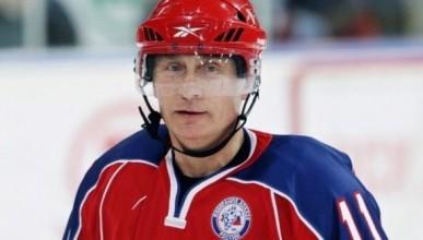 Владимир Путин не исключил переход в профессиональную хоккейную лигу после окончания своего президентства