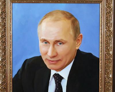 В Сети появилась новая песня про портрет Путина (ВИДЕО)