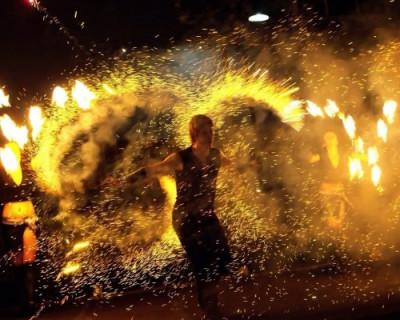 Севастополь отметит масленицу огненным шоу
