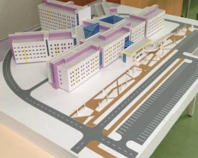 Дмитрий Овсянников назвал три медучреждения, строительство которых начнется в этом году