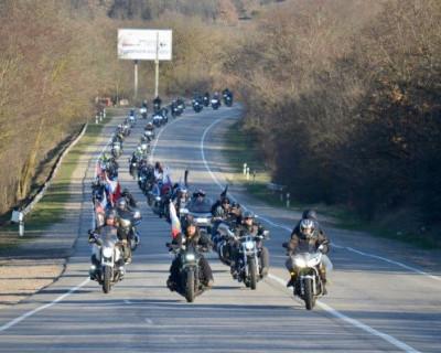 200 байкеров примут участие в автопробеге в честь воссоединения Крыма с Россией