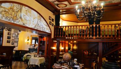 Где обедают и ужинают Путин, Медведев и Шойгу (МНОГО ФОТО)