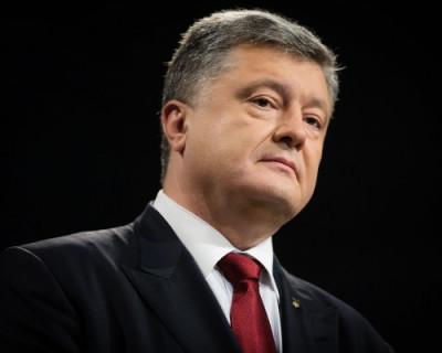 Пётр Порошенко «помог поймать особо опасного бандита» (ФОТО)