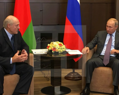 Белоруссия и Россия готовы к объединению (ВИДЕО)