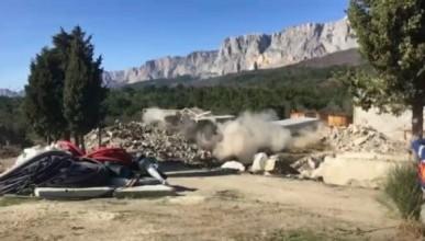 Где в Крыму появится новая пожарно-спасательная часть? (ФОТО)
