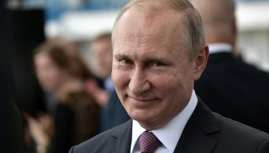 Как выглядит салон лимузина Путина (ВИДЕО)
