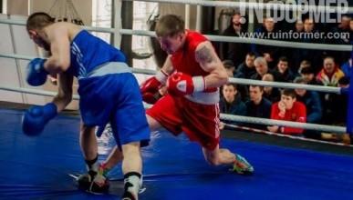 Матчевая встреча по боксу в Севастополе (ФОТО, ВИДЕО)