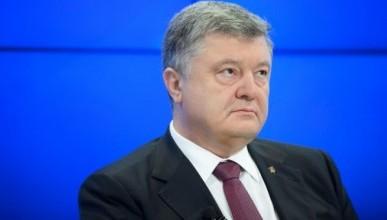 Шоу Порошенко в честь «годовщины российской агрессии»