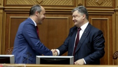 Украинский спикер рассказал, как он остановил Путина в 2014 году