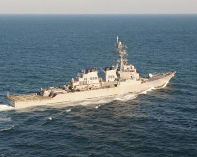 Психическая атака США у берегов Крыма с треском провалилась